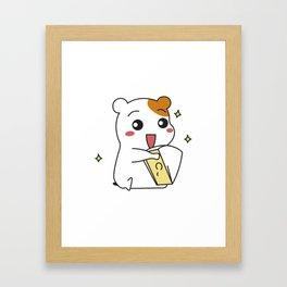 ebichu Framed Art Print