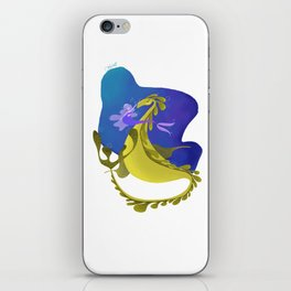 The Sea Dragon iPhone Skin