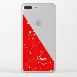 Livre VII Clear iPhone Case