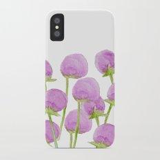 Allium iPhone X Slim Case