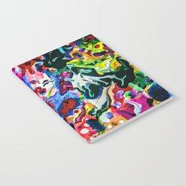 feel the weird Notebook