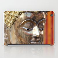 thailand iPad Cases featuring Thailand Buddha  by Maria Faith Garcia