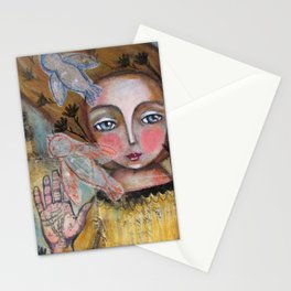 A way to go  Stationery Cards