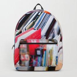 Strand of Books Backpack