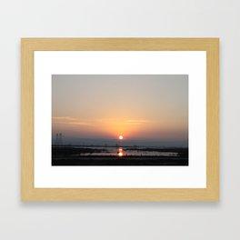 I 5 Framed Art Print
