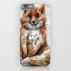 Foxy Fox iPhone 6s Slim Case