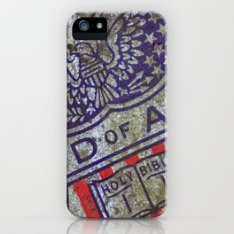 forever loved iPhone Case