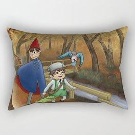 As Autumn Colors Fall Rectangular Pillow