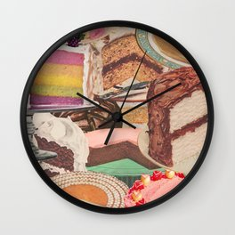 Its My Party Wall Clock