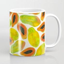 Plentiful Papaya Coffee Mug