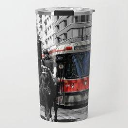 Red Rocket 31c Travel Mug