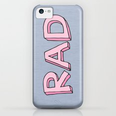 RAD Slim Case iPhone 5c