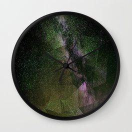 MYSTERIOUS PLACES Wall Clock