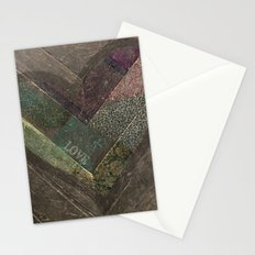 Weathered Love Stationery Cards