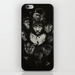 KILLA BEEZ iPhone Skin