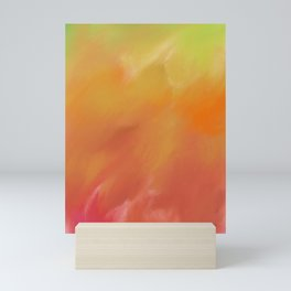 Neon Party Mini Art Print