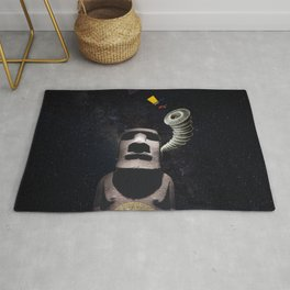 Listening to the Cosmos Rug