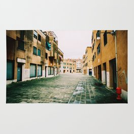 Venice. Italy. Analog. Film. Photography. Rug