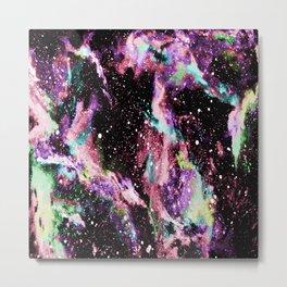 Galaxy (multicolored) Metal Print