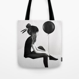 No Such Thing As Nothing Tote Bag