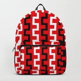 Red line flow Backpack