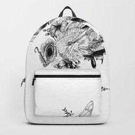 Bee - Go vegan Backpack