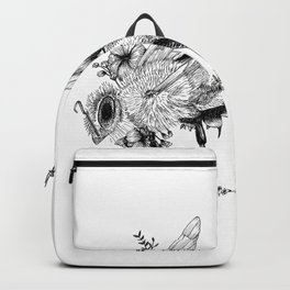 Bee - Go vegan Backpack