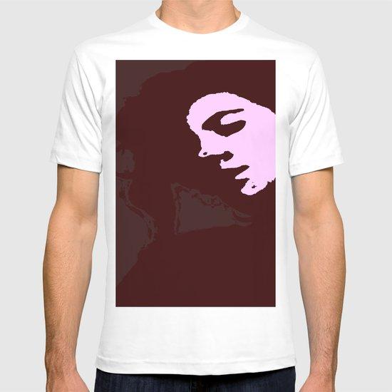 Stamp Geisha  T-shirt