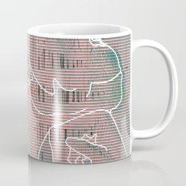 Monkey mind revolution Coffee Mug