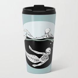 Stone Cold Sea Dwellers Metal Travel Mug