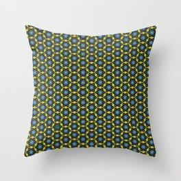 Blue Moon 12 Throw Pillow