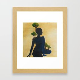 Mother Nature 1 Framed Art Print