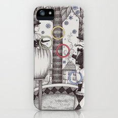 Winter Circus iPhone (5, 5s) Slim Case