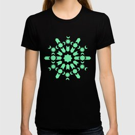 Mint Arabesque T-shirt