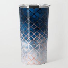 Geometric XII Travel Mug