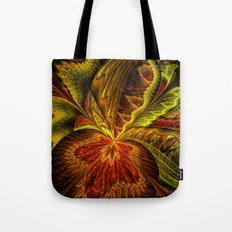 Autumn Orchid Tote Bag