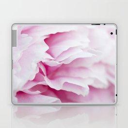 Pink Flower Petals Laptop & iPad Skin