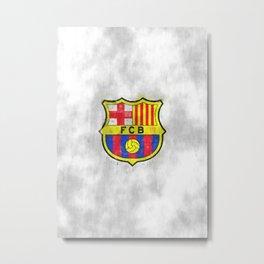 FC Barcelona sketch Metal Print