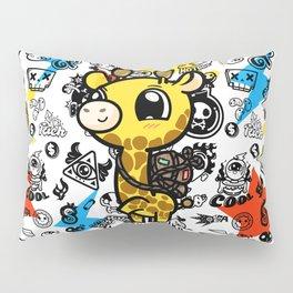 Cute Giraffe Pillow Sham