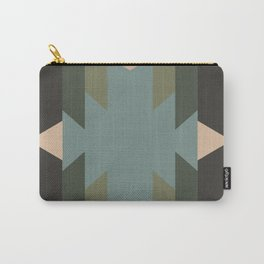 Green Star  - does it belong in the Forest or in the Space?? Carry-All Pouch