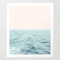 Sea Breeze #society6 #decor #style #tech Art Print