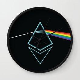 ETH FLOYD Wall Clock
