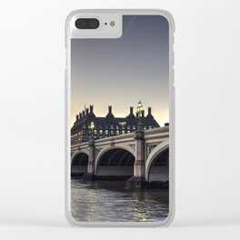 Westminster London Clear iPhone Case