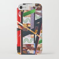 ruben iPhone & iPod Cases featuring Ruben (stripes 19) by Wayne Edson Bryan
