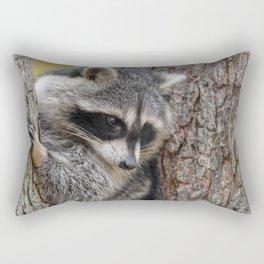 A thoughtful moment Rectangular Pillow