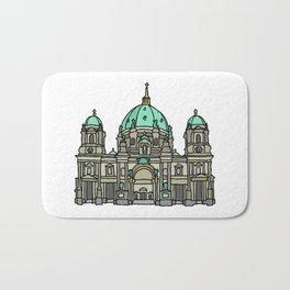 Berlin Cathedral Bath Mat