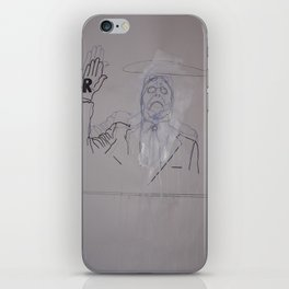 Lügner iPhone Skin
