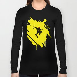 Infamous Second Sons Delsin Rowe Long Sleeve T-shirt