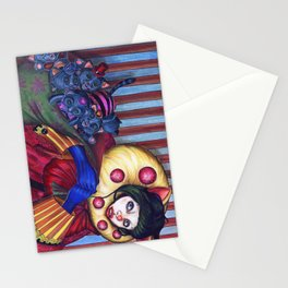 Bag of cats Stationery Cards