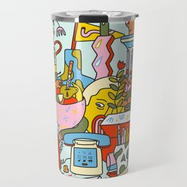 My Still Life Travel Mug